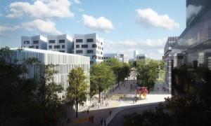 Campus-Condorcet-GreenWay-copyright-www.mir-no